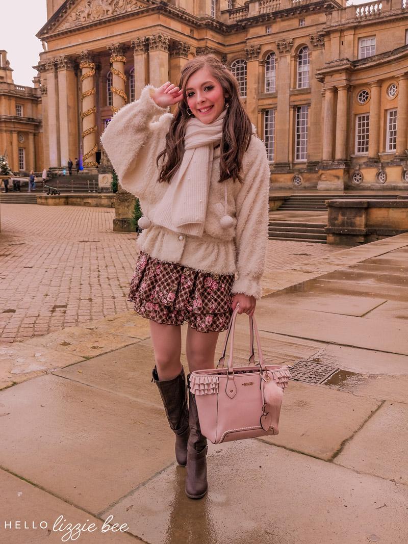 Winter himekaji outfit by hellolizziebee
