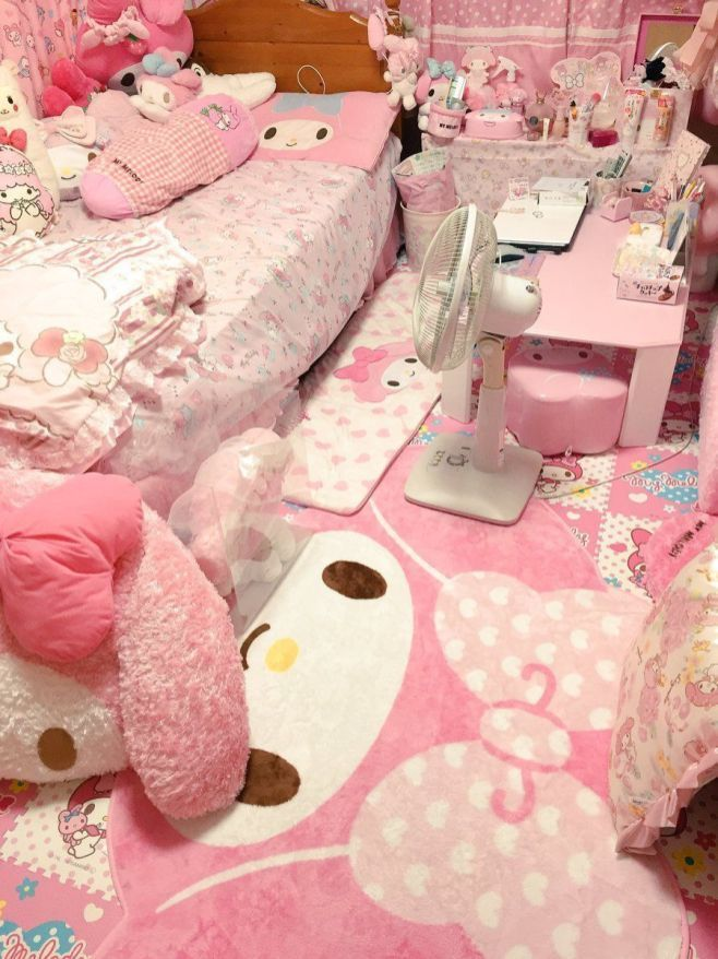 My Melody room inspiration