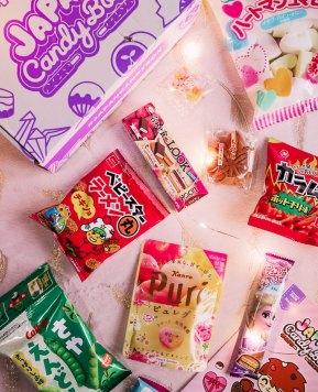 Rabu Rabu! Japan Candy Box, Valentine's Day Special!