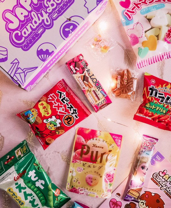 Rabu Rabu! Japan Candy Box, Valentine's Day Special!