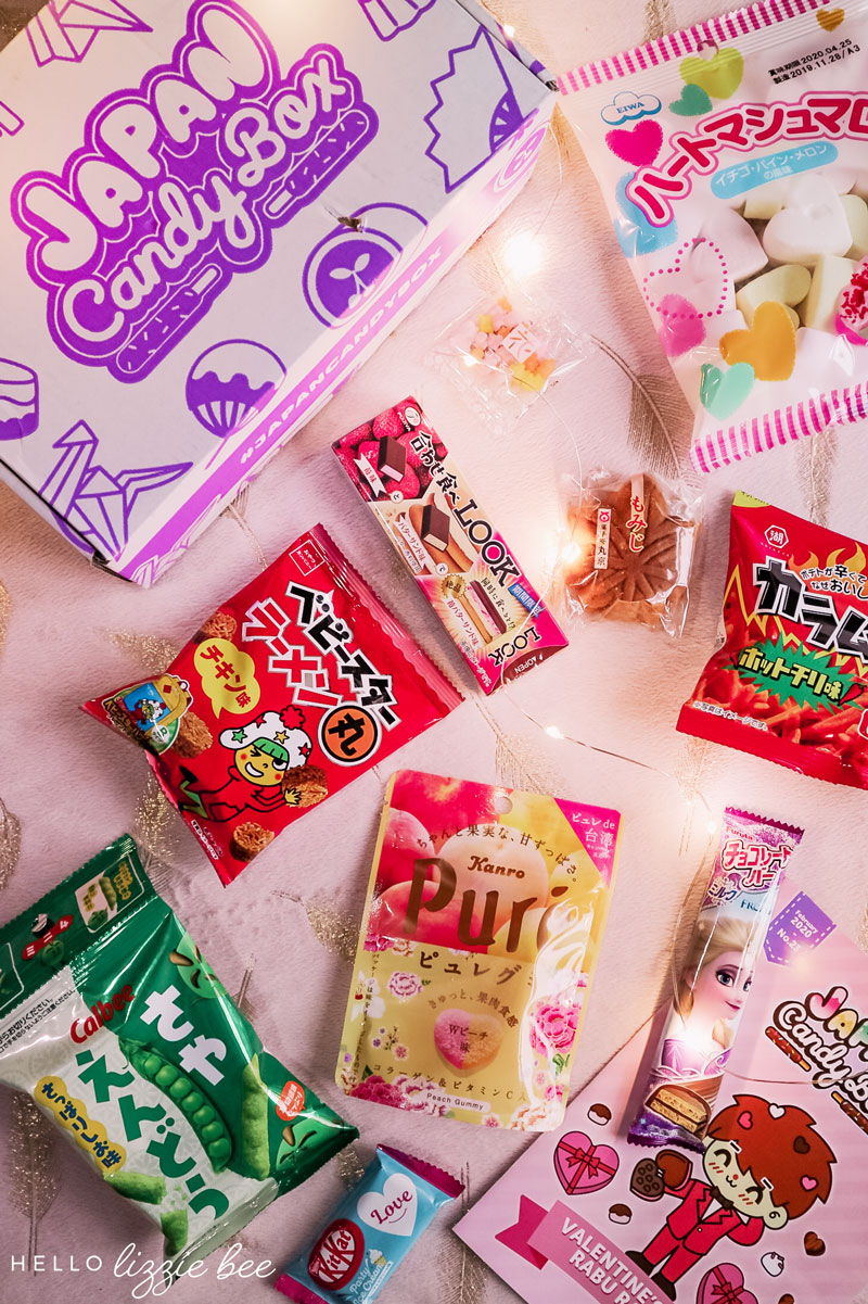 Japan Candy Box February 2020 Review
