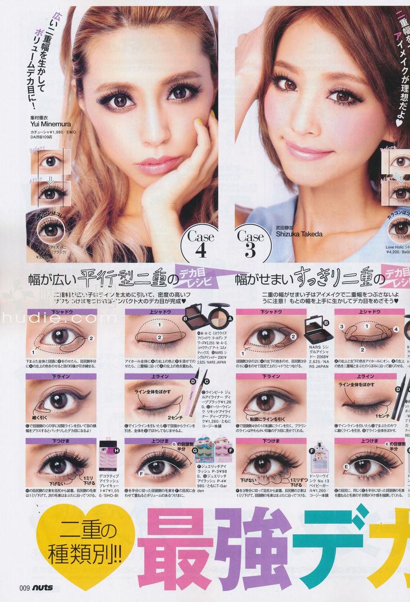 Onee gyaru makeup tutorial