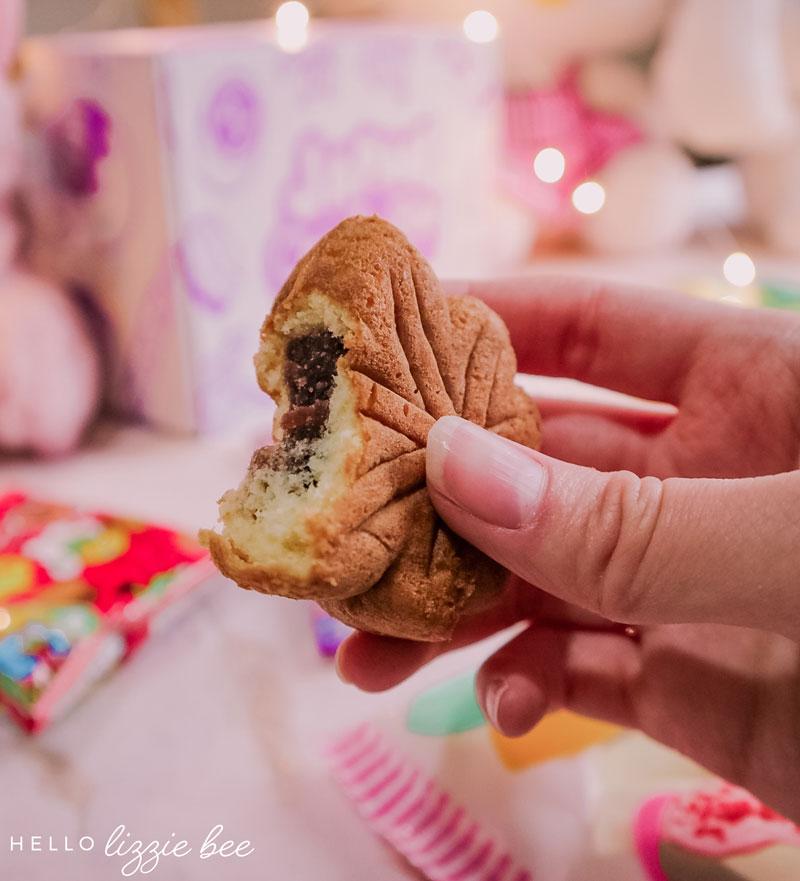 Marukyo Momiji Manjyu from Japan Candy Box February 2020