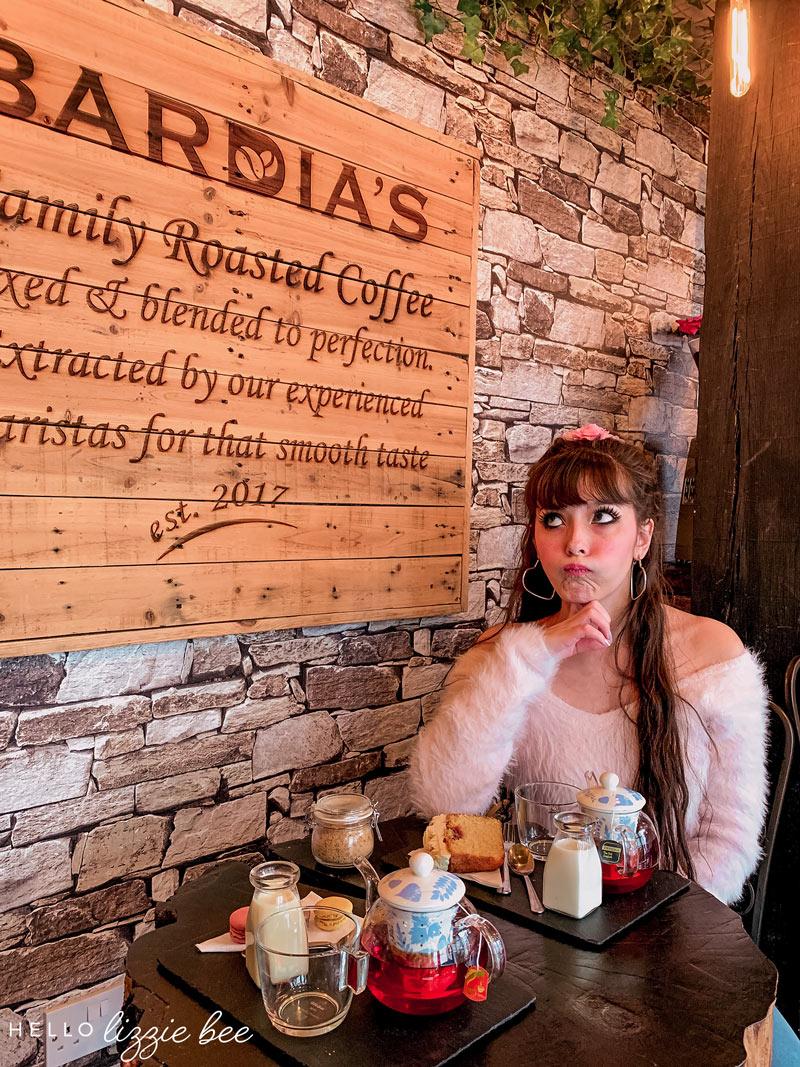 Bardia's in Stratford