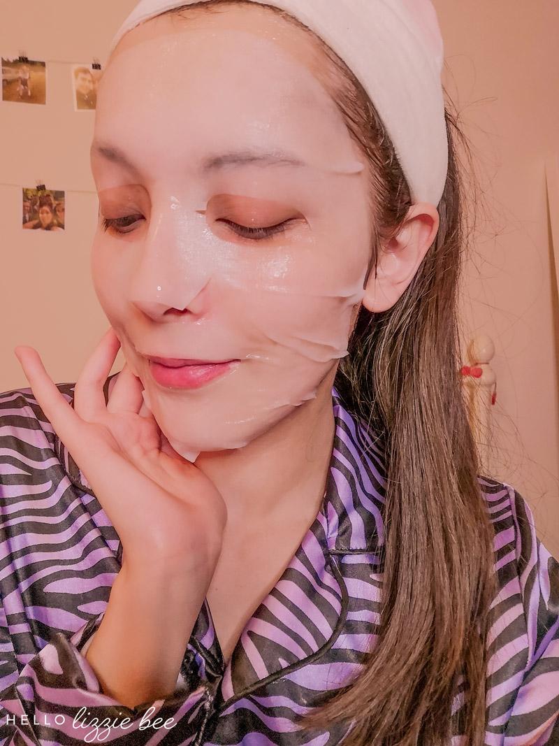 Missha Mascure Hyaluronic Acid Sheet Mask Review