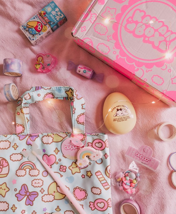 Kawaii Box Review: Kawaii Birthday Home Party (+ Giveaway!)