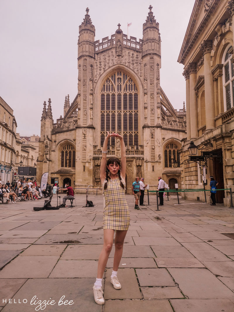 How to Spend a Weekend in Bath, Bath Abbey