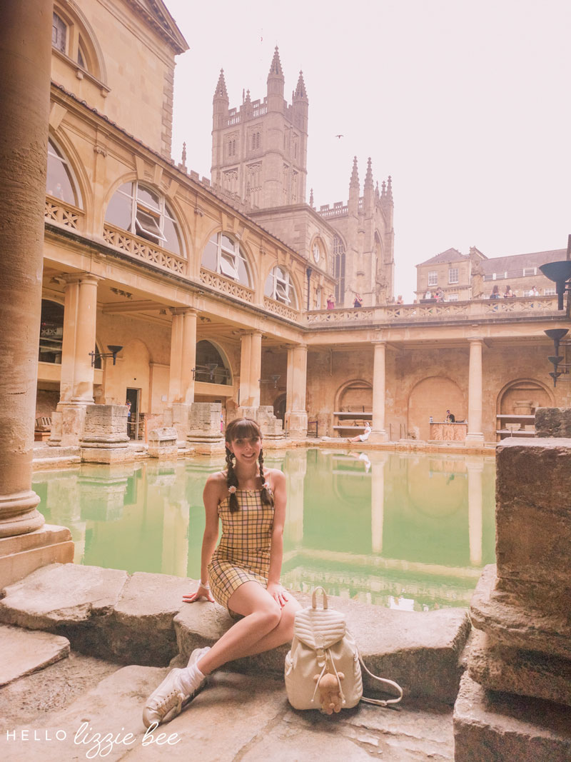 How to Spend a Long Weekend in Bath, Somerset, Roman Baths