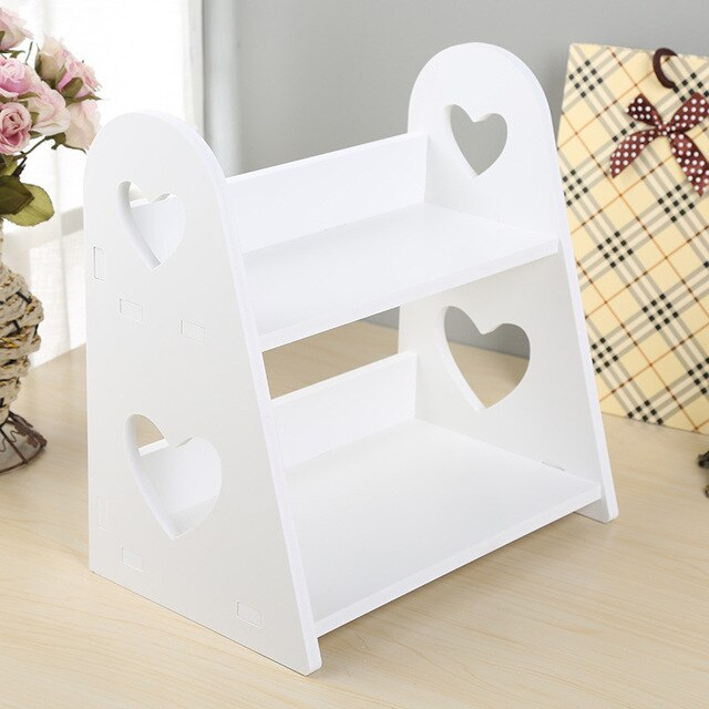 Cute Wooden Storage Rack
