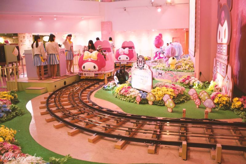 My Melody Ride at Sanrio Puroland