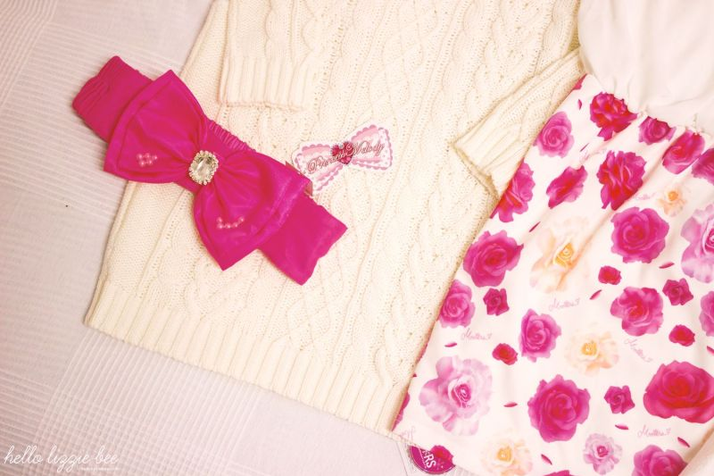 Dresses from MA*RS and Princess Melody