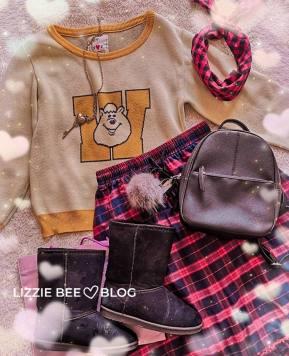 1 item 3 ways ☆ Yellow W♡C kumatan jumper