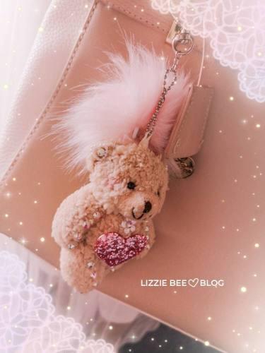 Bear charm from SweetHeartYun