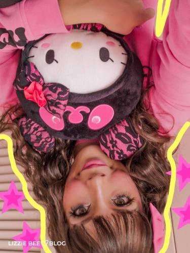 Hello Kitty gyaru