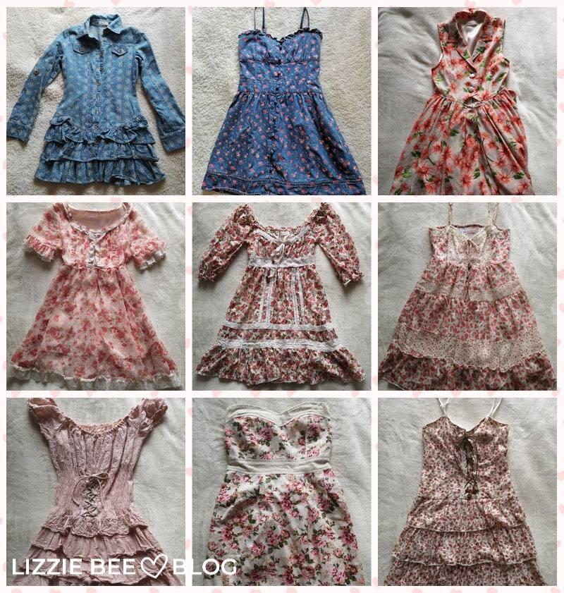 Liz Lisa dresses