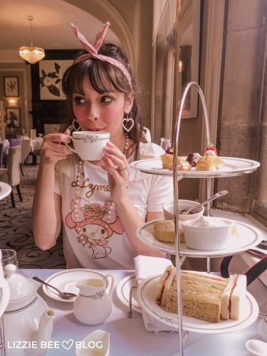 Afternoon Tea at Laura Ashley the Tea Room