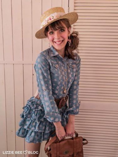 Liz Lisa denim dress from 2010 Spring collection
