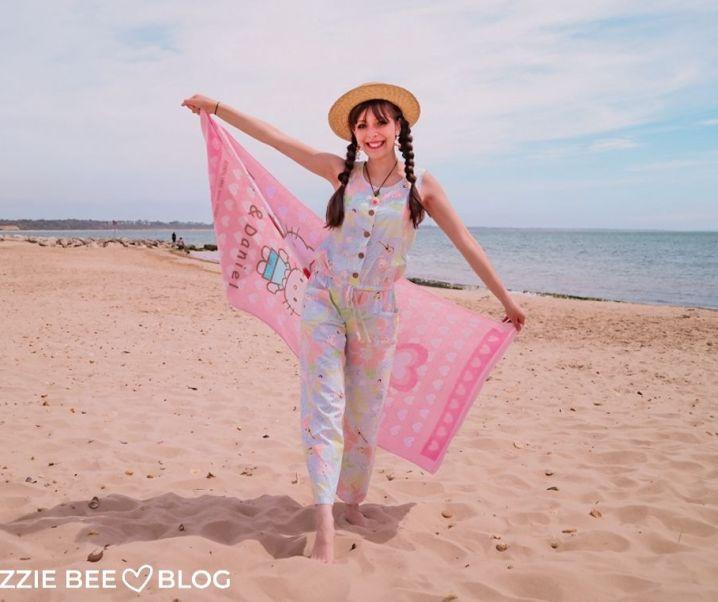 Beach Break Day 2 ♡ Mudeford Beach