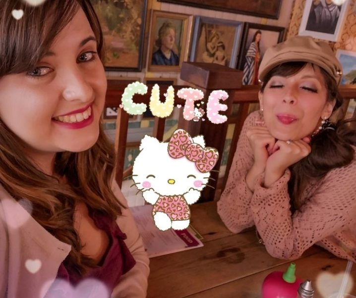 LuluBee date ♡ Bacco lounge + b&m shopping