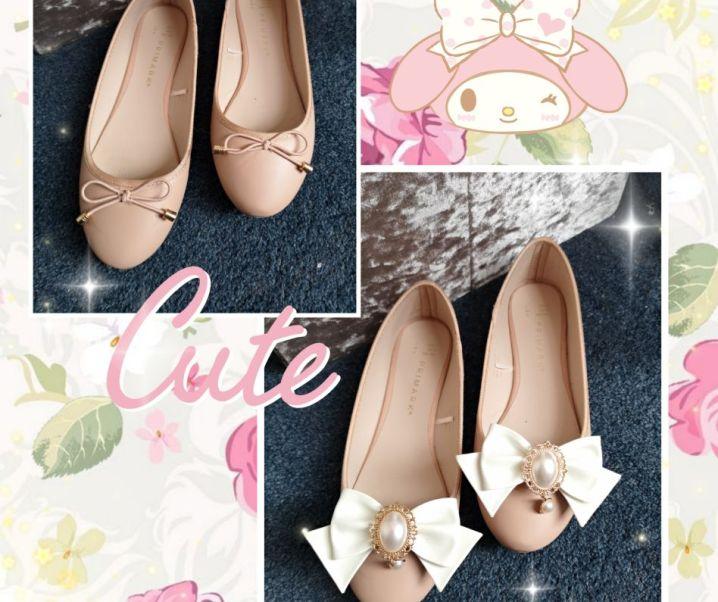Mini DIY ♡ Hime Gal Shoes