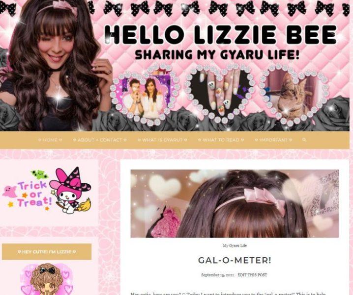 new halloween blog theme ☆★