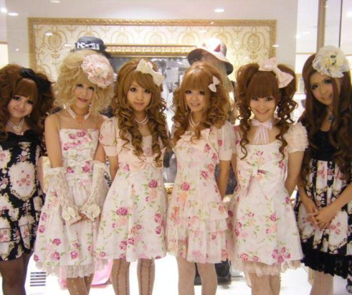 Inspirational Gyaru ♡ Jesus Diamante Shop Staff