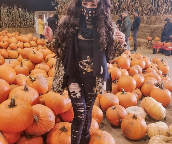 Pumpkin patch + rokku gyaru co☆de