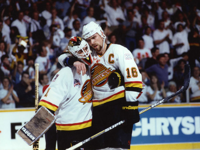 The Vancouver Canucks lost the 1994 NHL Finals and the fans rioted.