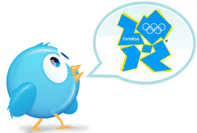 TWEEKED! The best tweets of the 2012 Olympics.