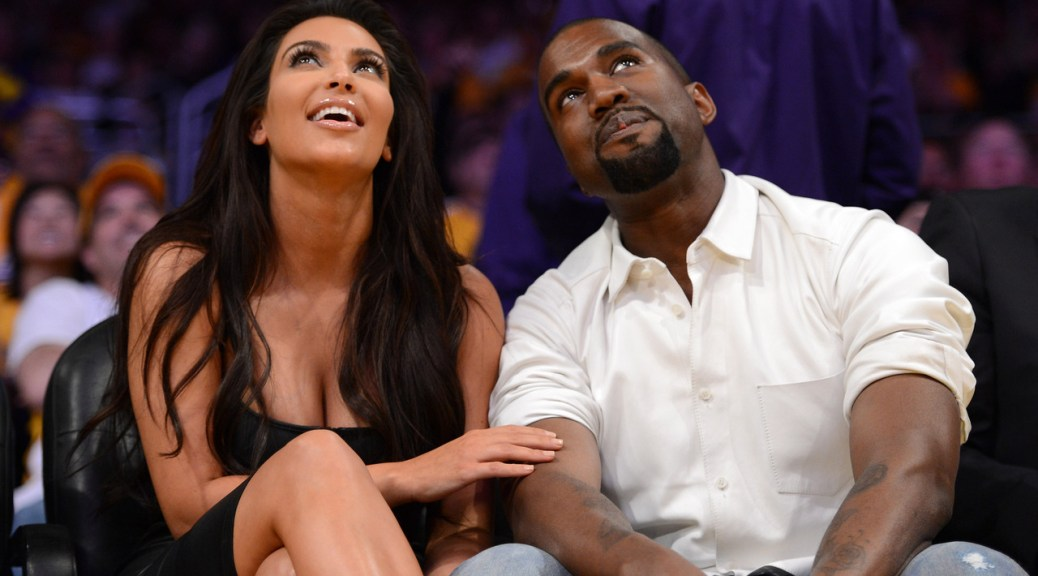 Kim Kardashian and Kanye West are having a baby.