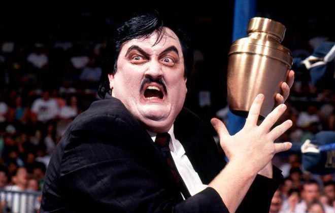 Paul Bearer is featured in TGIF - The Best GIFs of the Week for 3-8-13.