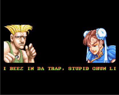 Guile Beez in da Trap