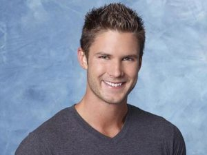 Brandon on the Bachelorette.
