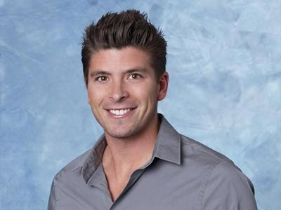 Kasey on the Bachelorette.