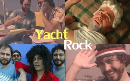 Yacht rock series on channel 101 and the top 100 yacht rock songs of all time.