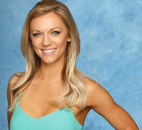 Kat is on the 18th Season of ABC's The Bachelor with Juan Pablo.