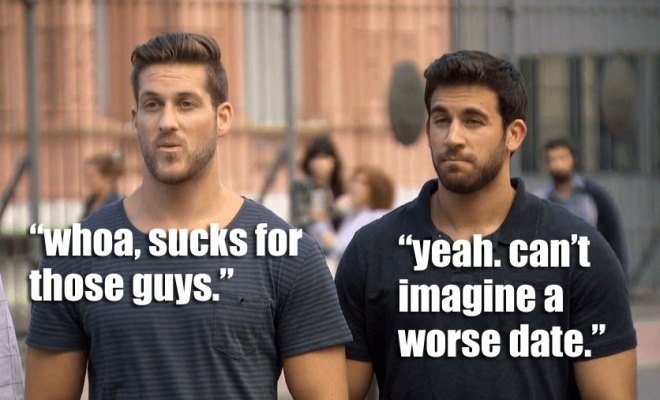 Derek and Chase learn there will be two two-on-one dates this season on the Bachelorette.