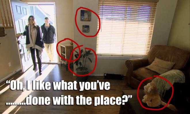 Chase shows JoJo his colorado house on the bachelorette.