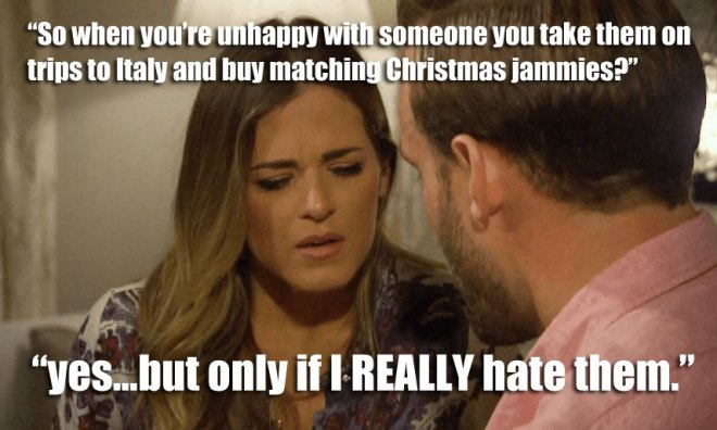 Robby and JoJo talk about Hope on the Bachelorette.