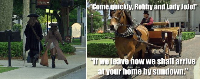 Robby and JoJo visit his hometown for their date on the Bachelorette.