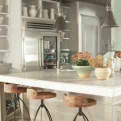 Zinc Kitchen Table Baseboards 8 French Country Decorating Ideas With Blues ...