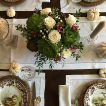 Outdoor Fall Decor Inspiration Ppt - Lovely