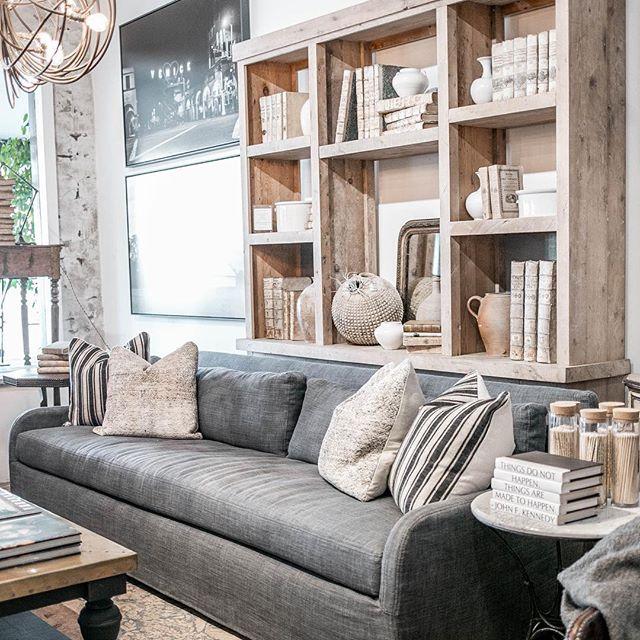 25 Modern Rustic Living Room Design Ideas! - Hello Lovely