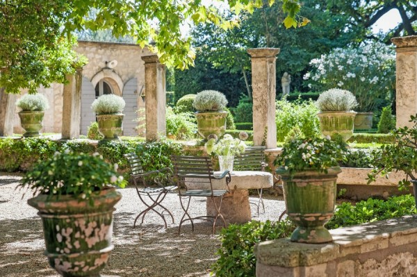 beautiful french country bastide