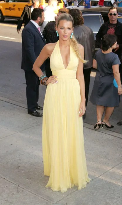 Blake Lively The Perfect Wedding Guest