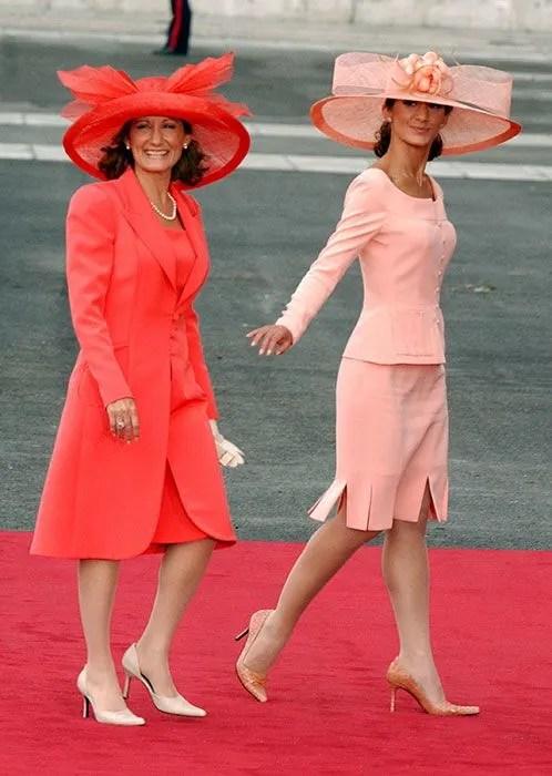 Prince Felipe And Princess Letizias Wedding Photo 10