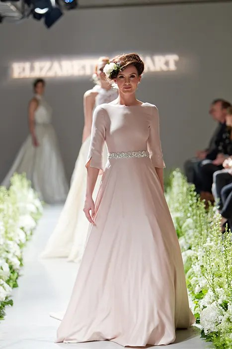 Amal Alamuddin: wedding dresses George Clooney's bride
