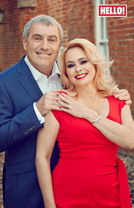 HELLO Exclusive Peter Shilton Announces His Engagement To