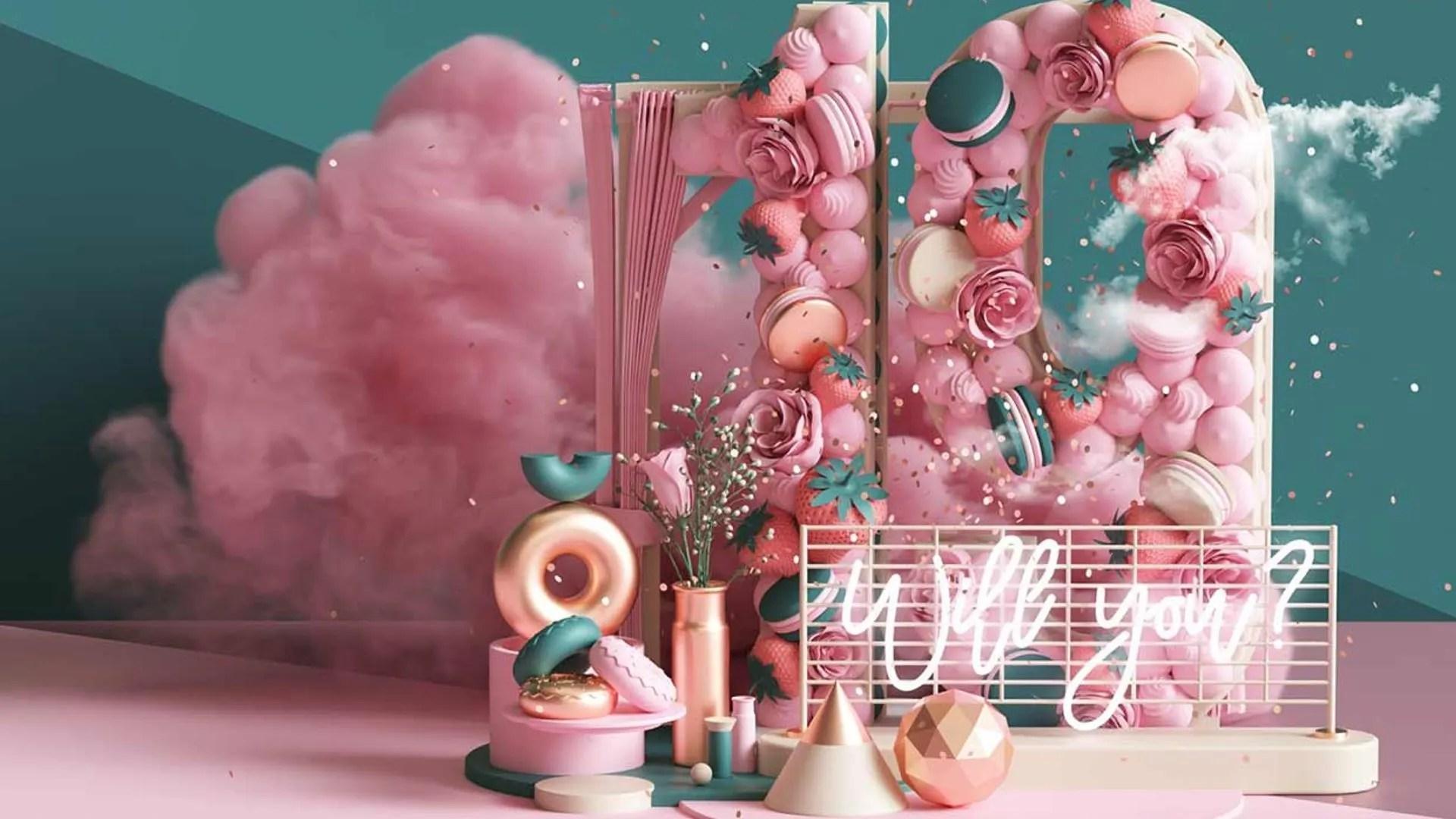 Wedding trends 2019 Pinterest reveals gold wedding
