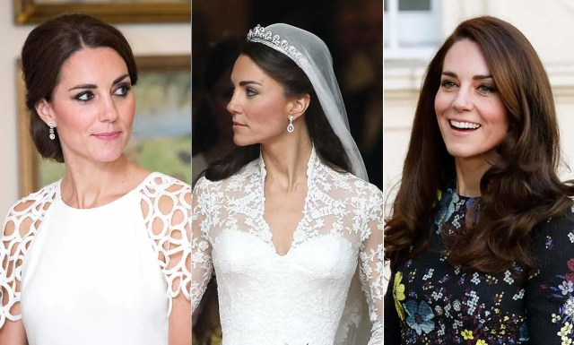 11 times kate middleton gave us wedding hair inspiration